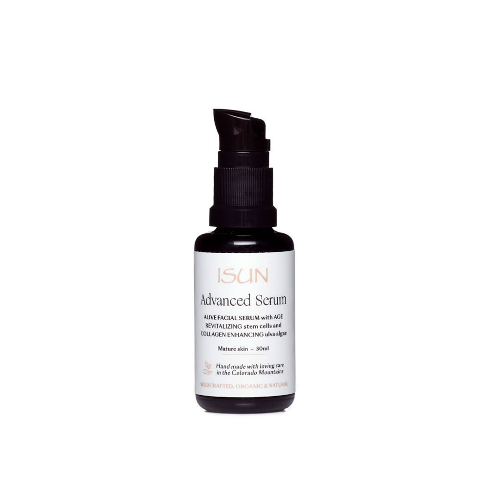 Advanced Serum - age defying - showing the bottle